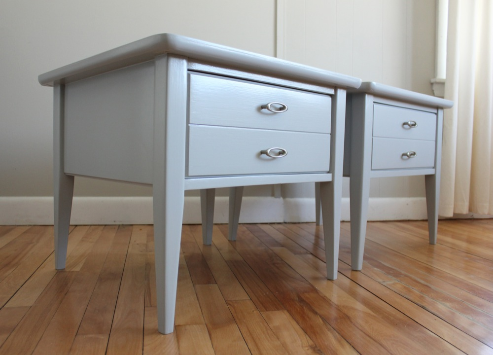 Bed High Off Ground Part - 44: They Would Also Make Nice Nightstands For A Bed That Is Not Too High Off Of  The Ground. We Love Their Kid-friendly Rounded Edges Too.