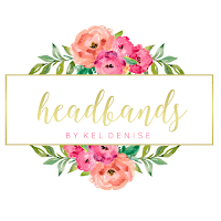 Headbands by Kell Denise-Etsy Shop