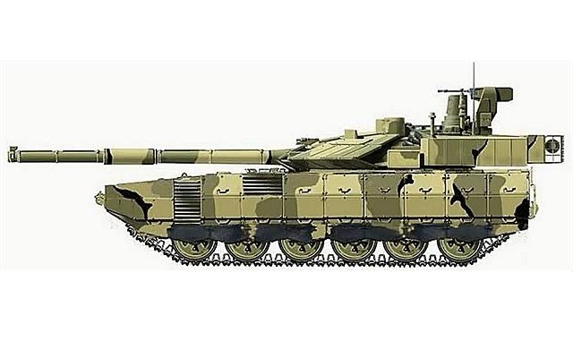 Armata, MBT buatan Rusia