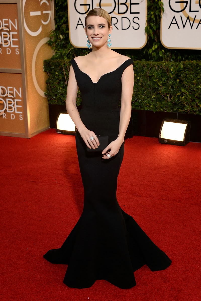 Golden Globe Emma Roberts
