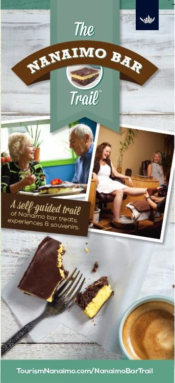 Nanaimo Bar Trail Brochure