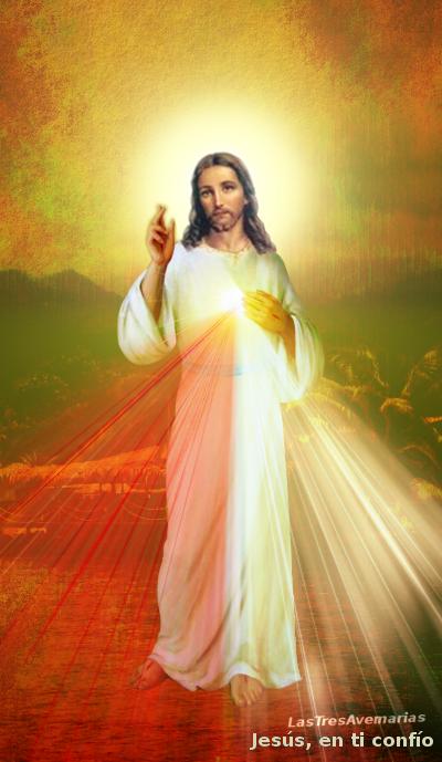 cristo jesus rey de misericordia