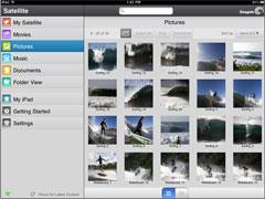 GoFlex Media iPad