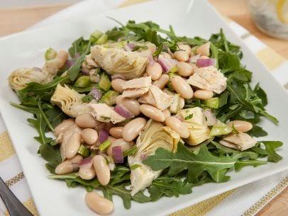 salad ikan