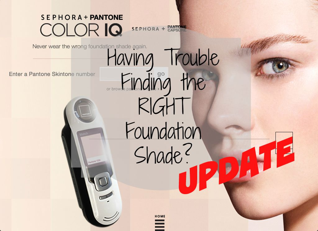 Sephora Color Iq Chart Ibovnathandedecker