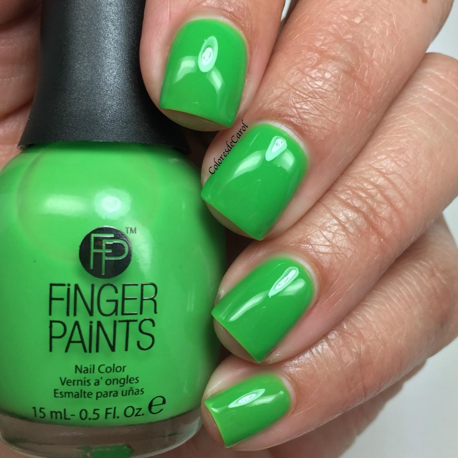 Excelente Esmalte De Uñas Fingerpaints Embellecimiento - Ideas de ...