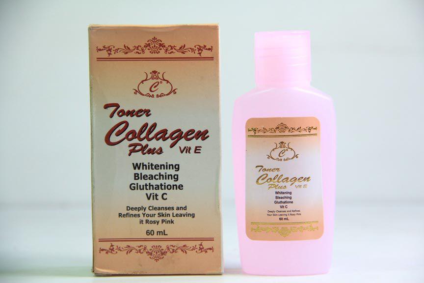 Toner Collagen Plus Vitamin E