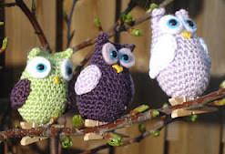 2000 Free Amigurumi Patterns: Owl Crochet Pattern