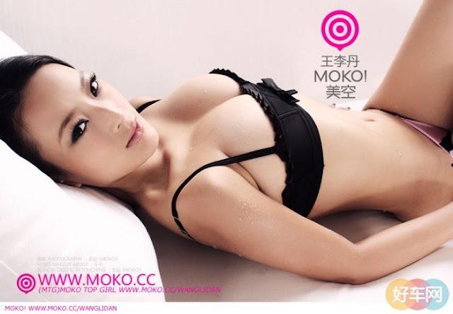 Wang Li Dan- Chinese Model