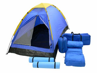 Yellowstone Newhaven Camping Set, Image