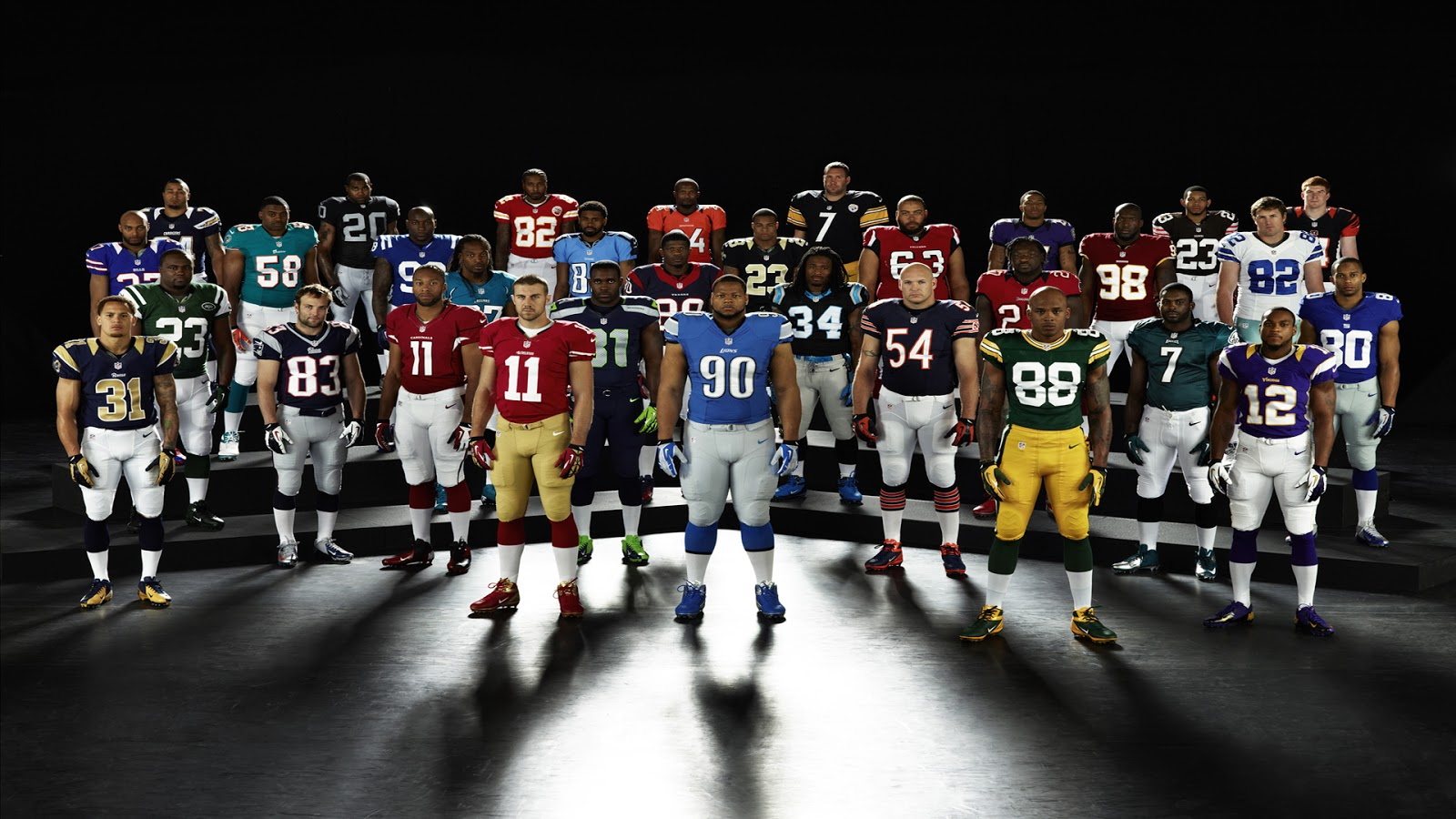 nfl 2012 - free download nfl football hd wallpapers for ipad and