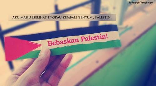Freedom Palestine, Freedom Al-Quds