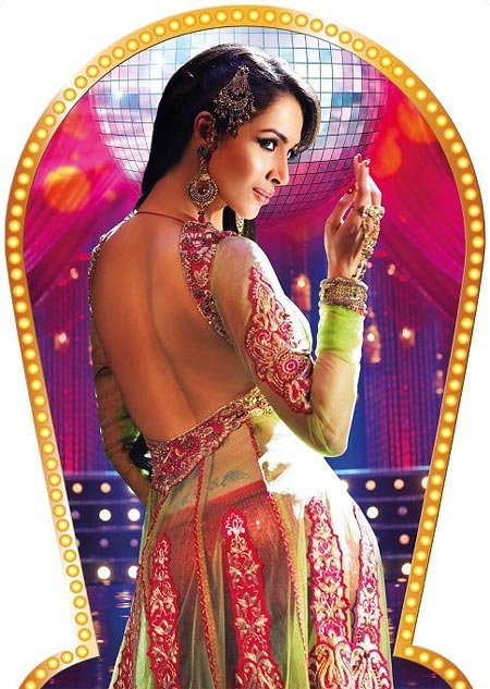Malaika Arora Khan Hot Back Show in Housefull 2 - Which Actress has Best Back in Bollywood?