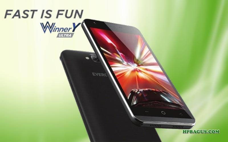 Spesifikasi dan Harga Evercoss Winner Y Ultra Android Smartphone