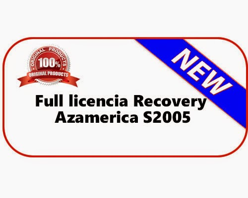 Full licencia Recovery Azamerica S2005