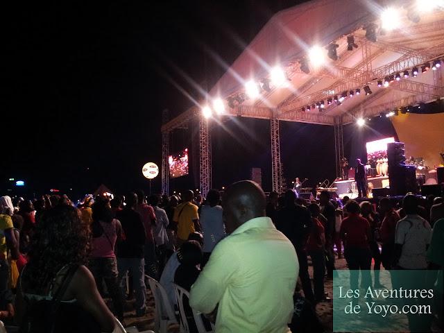 Wyclef Jean à Abidjan