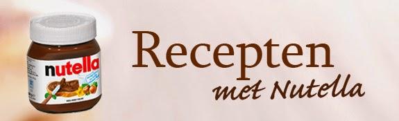 nutella recepten