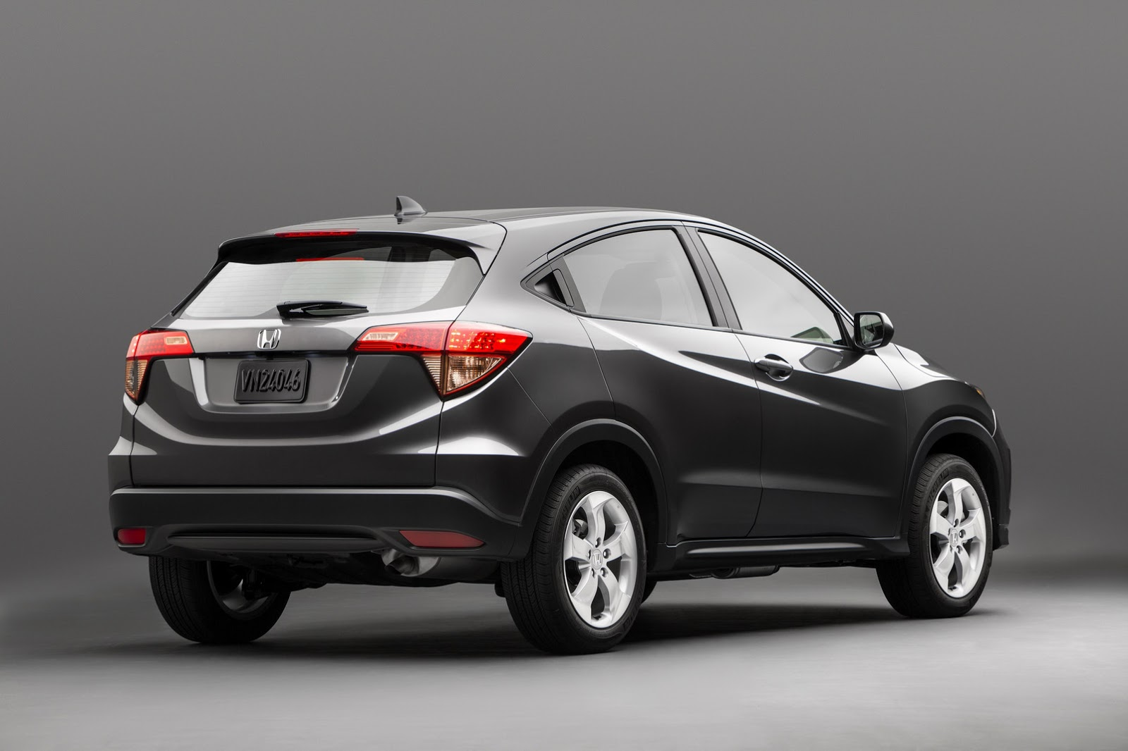 North America This Is Your 2016 Honda Hr V Small Crossover