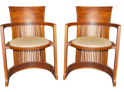Frank Lloyd Wright Furniture