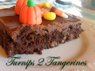 Favorite Brownies from Turnips 2 Tangerines