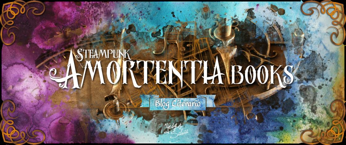 Steampunk Amortentia Books