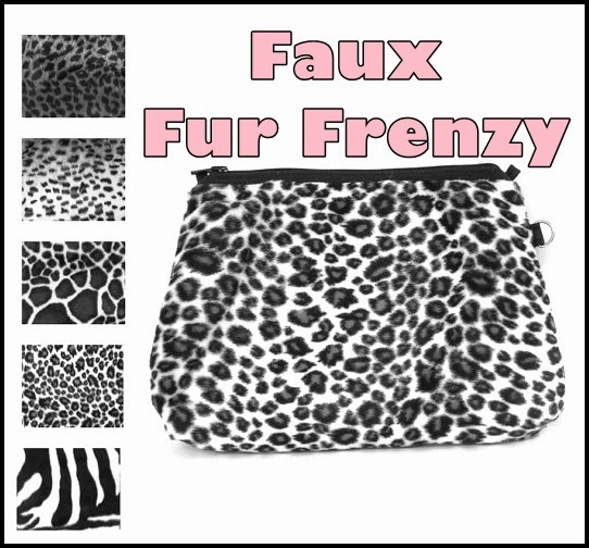 Build a faux fur bag