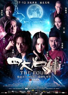Tứ Đại Danh Bổ - The Four