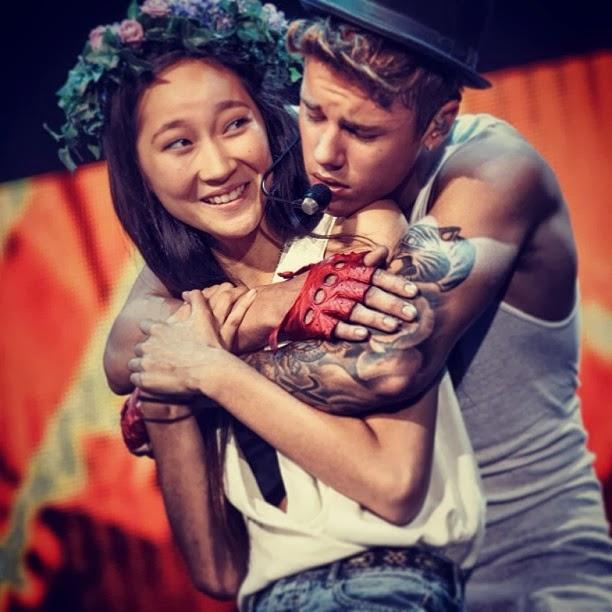 Justin Bieber ama Beijing