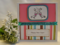 happy new year greetings card making new year card idea homemade new year cards