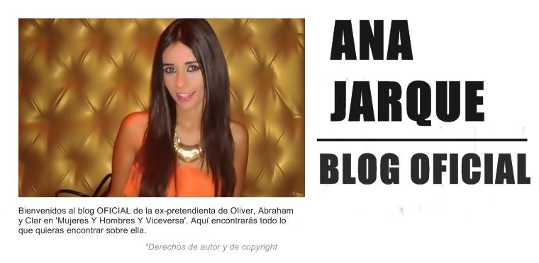Blog Oficial de Ana Jarque