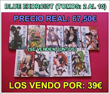 Vendo Blue Exorcist!