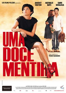 Uma Doce Mentira DVDRip AVI Dual udio