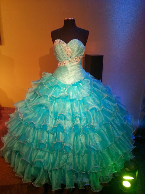 Quinceanera Dresses 2014 Mint Quinceanera Dresses in...