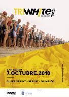 Triatlón Triwhite San Javier 2018