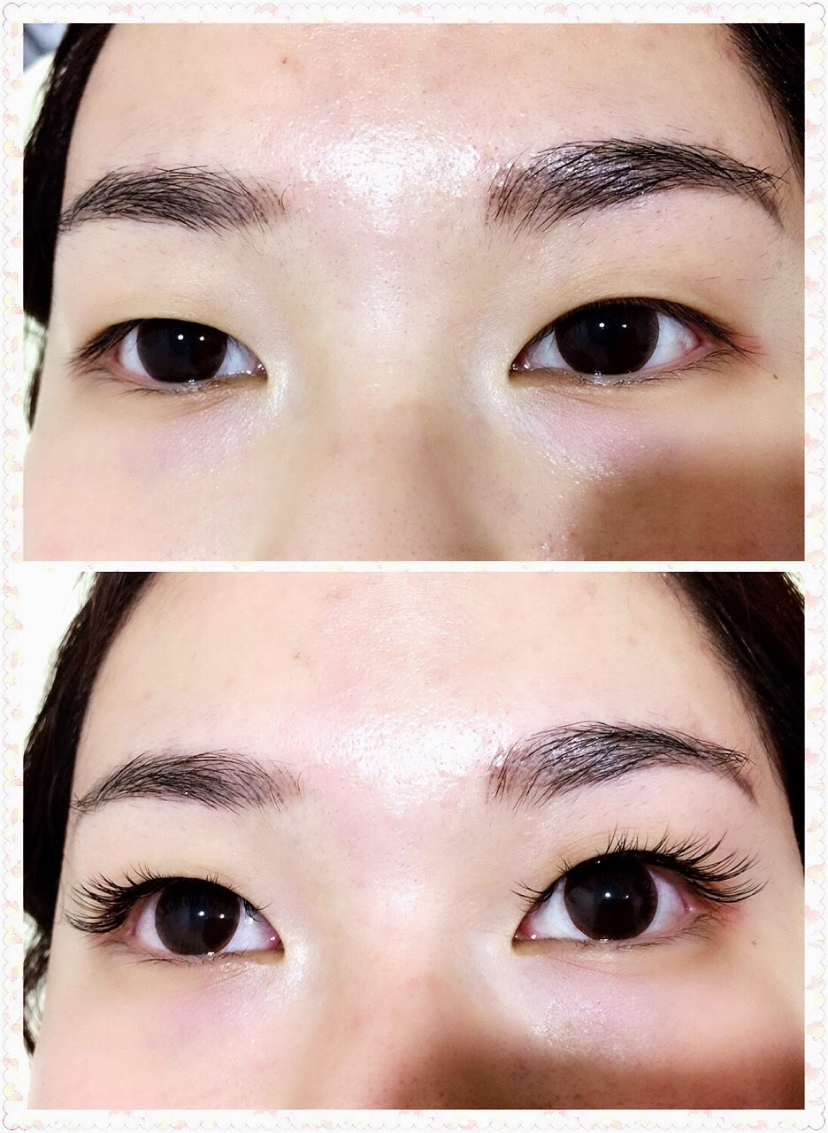 Singapore Affordable Eyelash Extensions Celine Chiam Singapore