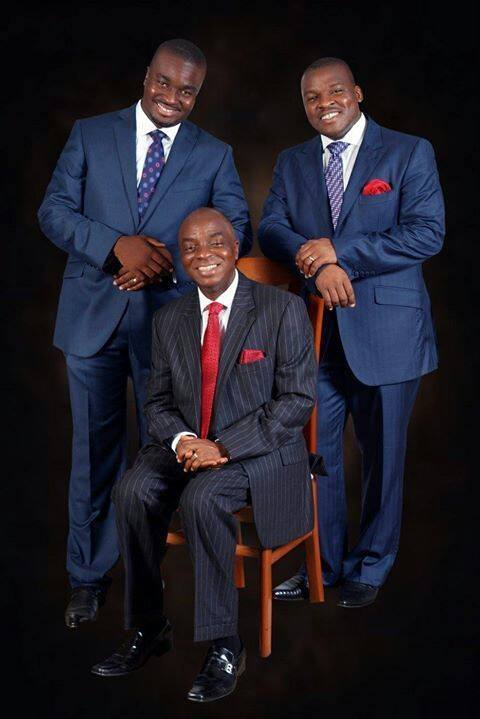 BISHOP DAVID OYEDEPO & SONS