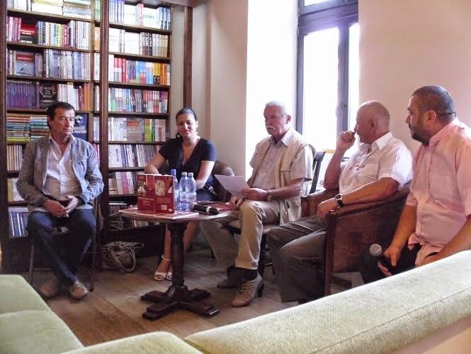 """Cluj-Napoca, 17 iulie 2012-Lansarea de carte """"Portul popular românesc și maghiar din județul Cluj"""""""