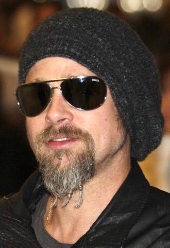 eBartha: Brad Pitt's Facial Hair