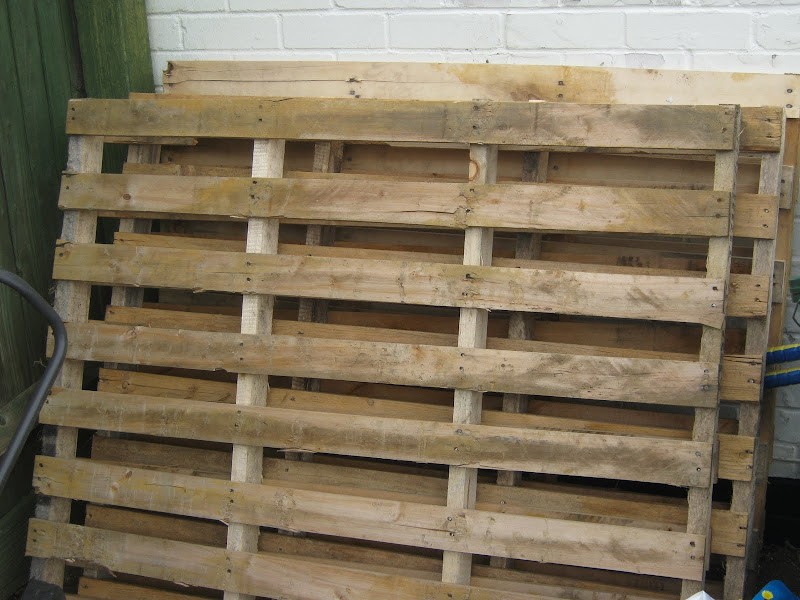 Wood Projects From Pallets