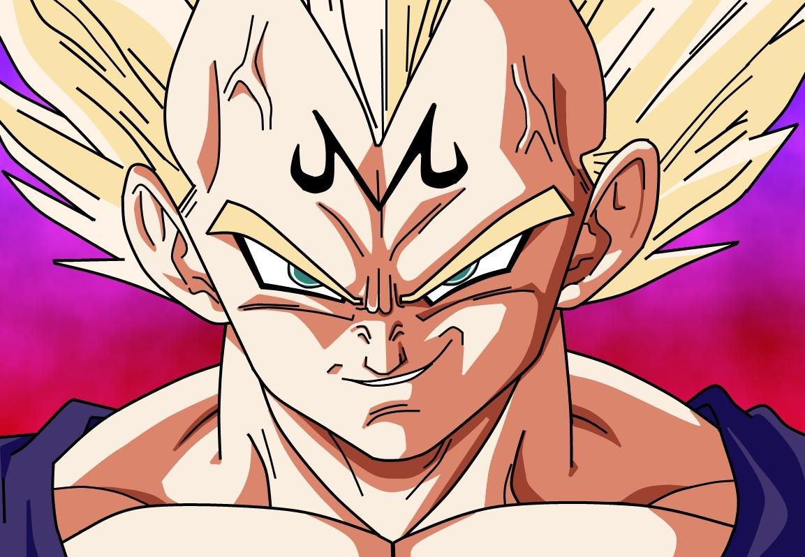 Goku y vegeta vegeta face - Majin vegeta pics ...