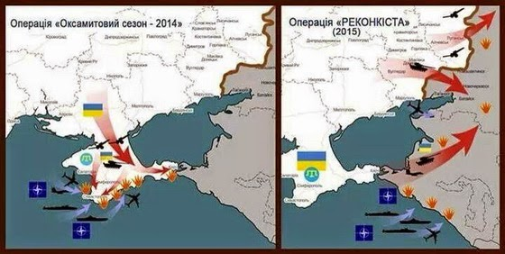 Немного о российско-украинской войне