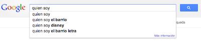 quien soy en Google