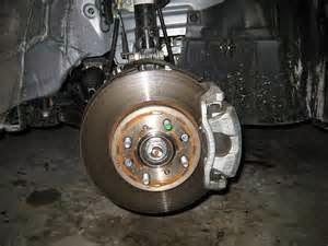 Ketika menginjak rem di mobil Honda, maka akan menghasilkan panas, dan jika panas yang tidak diatasi oleh sistem, bantalan rem akan cepat mengalami keausan lebih cepat dan menyebabkan nilai efisiensi sistem rem