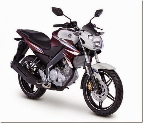 Yamaha Vixion Lightning 2014 Purple Strike (Ungu)