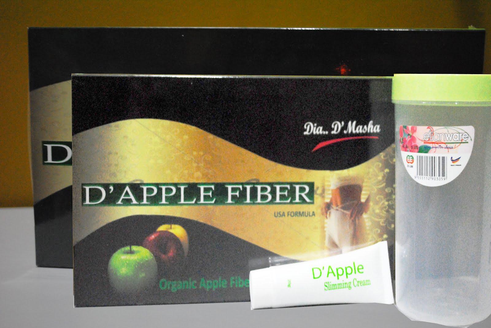 DMasha DApple Fiber