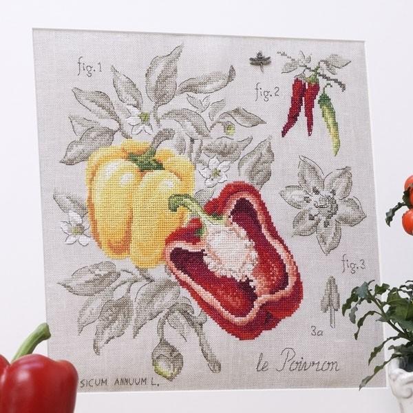 Схемы вышивки парижских вышивальщиц
