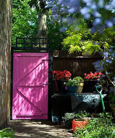 Marycot la vie en rose for Jardin umbrio