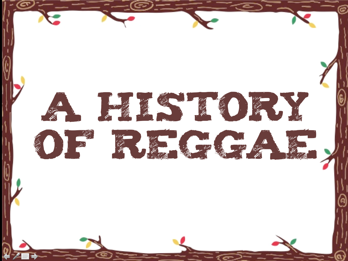 history of reggae Reggae music, a timeline made with timetoast's free interactive timeline making software.