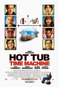 Bồn Tắm Thời Gian - Hot Tub Time Machine