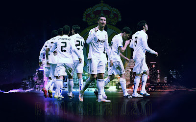 Real Madrid Football Club Wallpapers